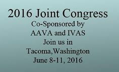 AAVA and IVAS Joint Congress 2016