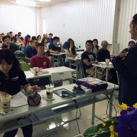 Training MLS® all'Affinity Veterinary Center di Taichung in Taiwan