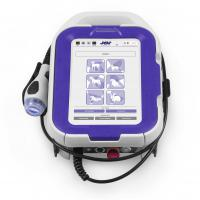 M-VET laser device - Touchscreen